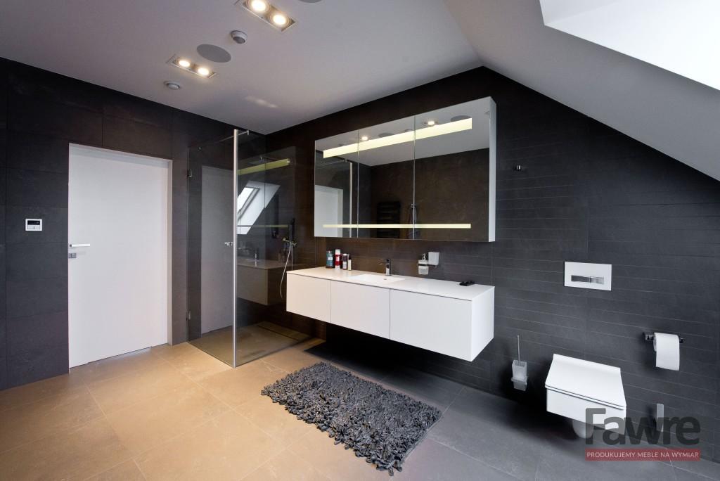 Łazienka podskosem - jak szykowny pokój