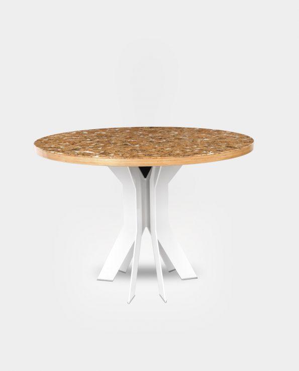 Stół zbiałęgo korka