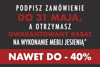 Promocja Fawre -40% nameble